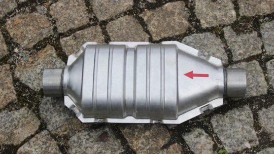 Comment peut-on revendre un pot catalytique ?